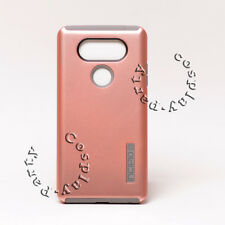 Incipio DualPro Dual-Layer Hard Snap Case  LG V20  Iridescent Rose Gold Gray