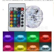 Float RGB LED Disco Light Glow Show Swimming Pool Hot Tub Spa Lamp Remote