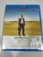 Attendant Al Rey Tom Hanks - Blu-Ray Espagnol Anglais nuevo