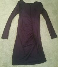 WAREHOUSE  purple dress. size 10.