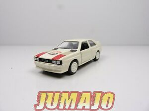 SOL50 Voiture 1/43  SOLIDO (Made in France) : AUDI QUATTRO RALLYE San Remo 1981