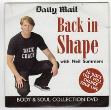 Back in Shape (with Neil Summers) — Daily  Mail  promo DVD (Body & Soul)