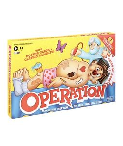 Operation Game, Classic Operation Board Game