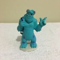 Sully Backpack Monsters University Disney Pixar Plastic PVC Figure
