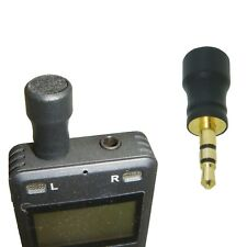 MICRONIC SUPER SENSITIVE MINI CONDENSER MICROPHONE FOR DIGITAL SOUND RECORDERS