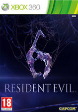 Resident Evil 6 Xbox 360 It Import Capcom