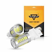 Auxbeam 3156 T25 W215w 6000k White Light For Reverse Backup Brake Led Lamp Bulb