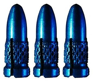 5 Sets Winmau Pro Aluminum Blue Bullet Flight Protectors - Ships w/ Tracking