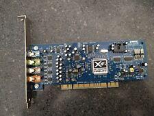 Creative Sound Blaster X-Fi PCI (SB0790) Sound Card