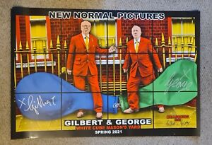 Gilbert and George - New Normal Pictures [Ballooning] *Signed*