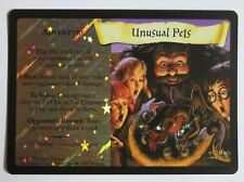 Harry Potter Unusual Pets Holo Foil No 4 Promo Trading Card Excellent Wizards