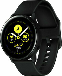 New Samsung Galaxy 40mm Watch R500 Active 2019 Black/pink GPS Only