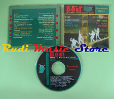 CD BEST MUSIC EVERYBODY DANCE compilation PROMO 1993 CHIC SYLVESTER WHITE*(C19*)