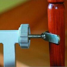 Bettacare y broche enfant connect pression gates à arrondis bannister postes