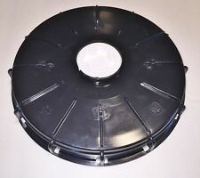 """New 275-330 Gn Ibc Tote Tank 9"""" Cover Lid Fits Schutz Mauser & Others 2"""" Bung"""