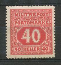 Bosnië en Herzegowina Port 23 ongebruikt (3)
