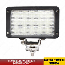 Led Flood beam 45W Rectangular LED Work Light For Case IH 6x4 Tractor lights x1