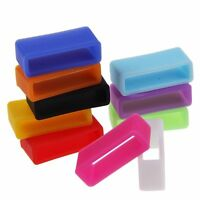 10pcs Security Band Clasp Clip Keeper Ring Loop Fastene For Garmin Vivofit 1 / 2