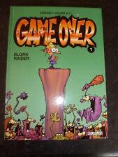 Midam / Adam - Game Over 1 - Blork Raider - Dupuis