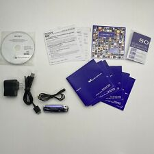 Sony NW-S703F Walkman Digital Music Player W/ Extras