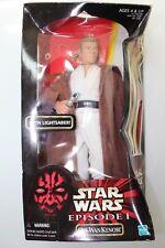 Hasbro 1999 Star Wars Episode I 12 Inch Figure OBI-WAN KENOBI