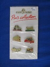AF054 SET COMPLET PIN'S COLLECTION EAU JEUNE COMPLET THEME PARFUM