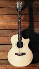 Cole Clark Angel 2 Bunya Top Blackwood Back/Sides w/Hardcase BRAND NEW*