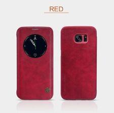 Custodie portafoglio rosso Nillkin per cellulari e palmari