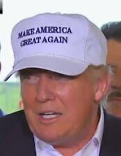 c3eb40e0d1a  5.70 New. MAKE AMERICA GREAT AGAIN White Full TWILL HAT - Trump
