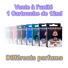 Cartouches Reharges Starbuzz E-Hose Chicha Electronique 12ml et MINI CHICHA