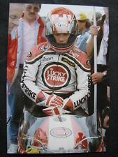 Photo Lucky Strike Yamaha YZR500 #3 Randy Mamola (USA) Dutch TT Assen 1987 big