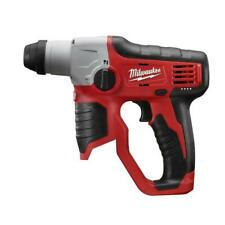 "Milwaukee Rotary Hammer Drill 12V Lithium-Ion Cordless 1/2"" SDS-Plus (Tool-Only)"