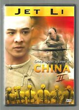 JET  LI  *  Once Upon a Time in China 2  *  (DVD, 2001)