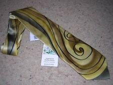"J./JERRY GARCIA Silk Abstract Men's Dress Tie 58"" NWT"