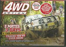 AUSTRALIAN 4WD ACTION - ISSUE 251 3 MATES 3 DAYS & THE MUDDIEST TRACKS