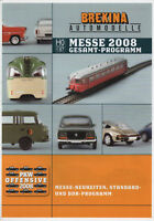 "FIAT 1200 BREKINA AUTOMODELLE /""Messe 2008 Gesamt-Programm/"" Porsche 912 Coupé"