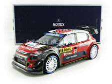 NOREV - 1/18 - CITROEN C3 WRC - WINNER CATALOGNE 2018 - 181631