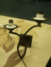 Double lamp Candleabra style Wall Light