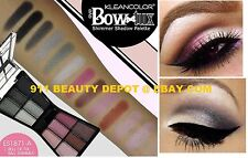 12 Colors Eyeshadow Makeup Palette Shimmer Matte Eye Shadow Cosmetic Brush Set