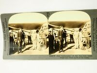 Our Ambassador of the Air Col.Lindbergh Spirit of St.Louis Keystone Stereoview