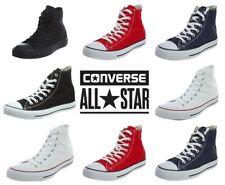 Converse Hi Unisex para hombre para mujer todos Star alta Tops Chuck Taylor Zapatillas Zapatos