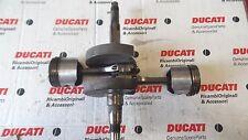 Ducati Pantah 350 Kurbelwelle crank crankschaft Pleuel Kolben Welle BE 695