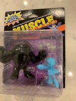 Mega Man vs Shadow Man M.U.S.C.L.E. MUSCLE Figure Loot Crate DX Exclusive Capcom