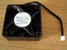 Minebea 2410RL-04W-B29 3 Wire Fan 12V 0.10A 60x60x25mm OL0405