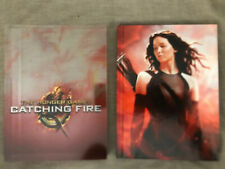 The Hunger Games: Catching Fire (DVD + Blu-Ray + Bonus Disc) Book Form