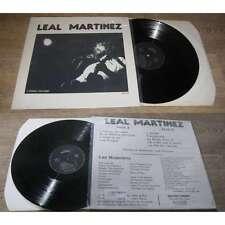 LEAL MARTINEZ - L'Oiseau Sauvage Rare French Private Press Folk Celtic
