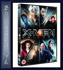 X-MEN - COMPLETE TRILOGY-Hugh Jackman & Patrick Stewar  *BRAND NEW DVD *
