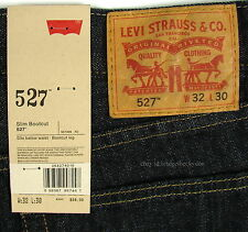 Levis 527 Jeans Mens New Slim Boot Cut Size 32 X 30 TUMBLED RIGID Levi's #1090