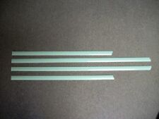 FOR NISSAN MURANO  Unpainted Body Side Mouldings Trim 2009-2014