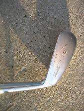 WOOD SHAFT mid iron  antique golf club Louisville slugger HILLERICH & BRADSBY